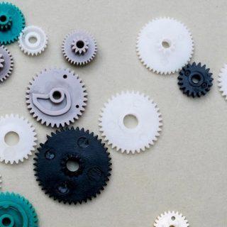 Plastic Gears mold