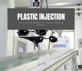 What Are The Benefits Of Plastic Injection Molding?